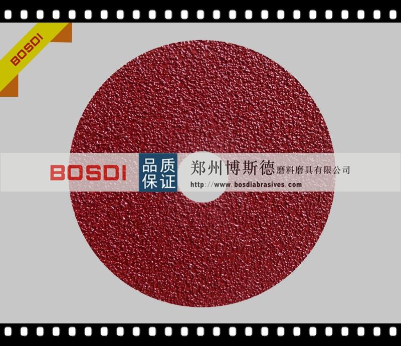 BOSDI 品牌---钢纸砂盘-15